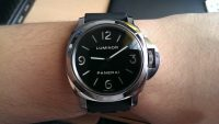 Buying your First Panerai watch