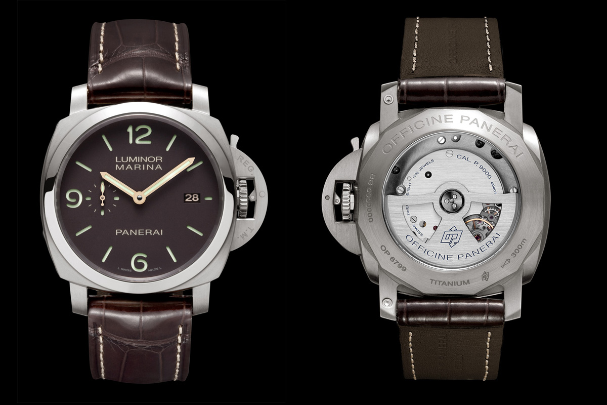 Buying your First Panerai watch - pam 351