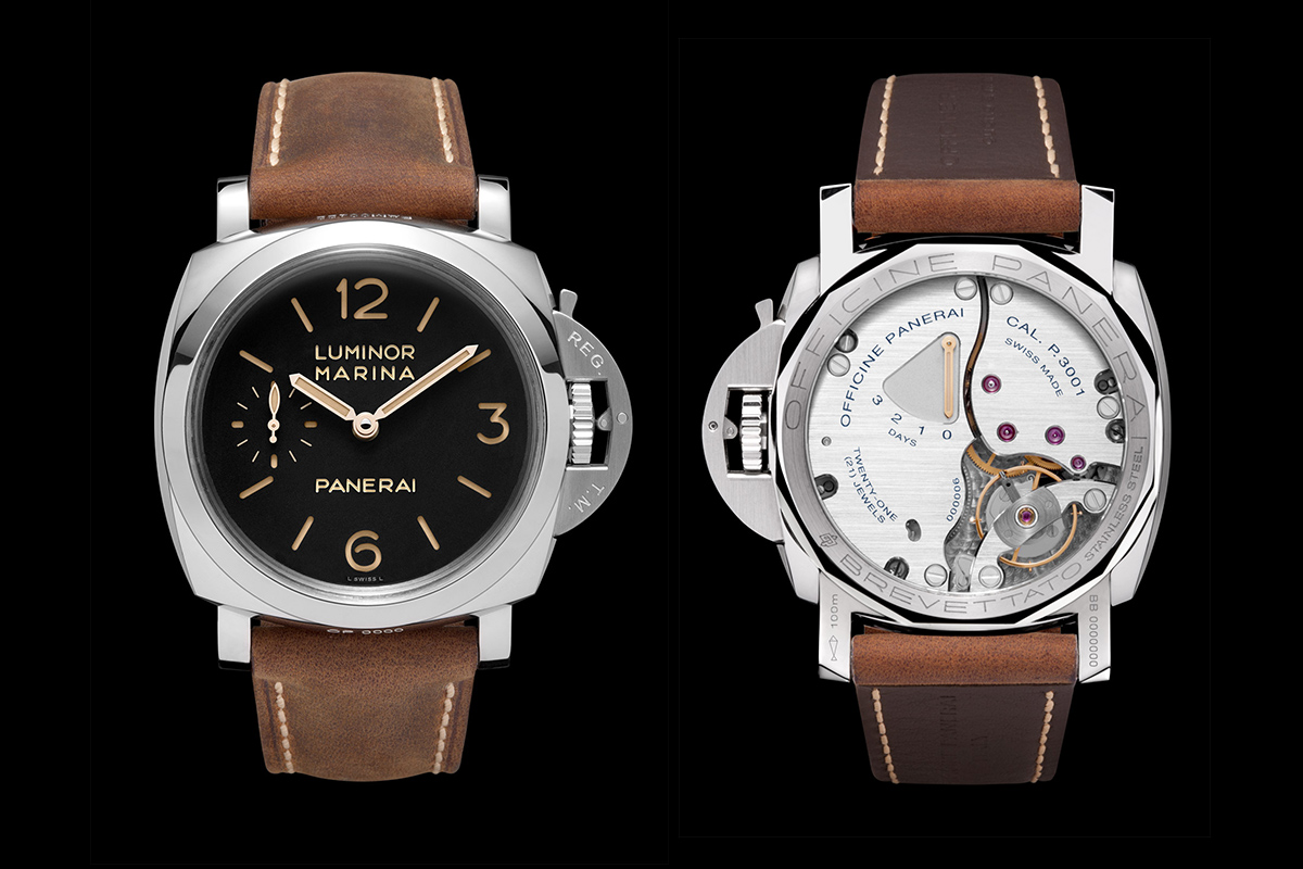Buying your First Panerai watch - pam 422