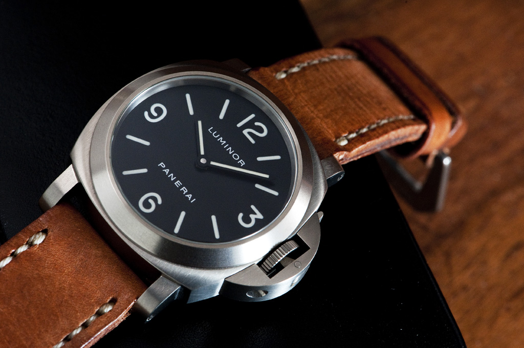 Panerai Titanium vs Steel