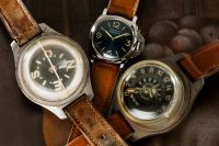 Panerai during World War Two