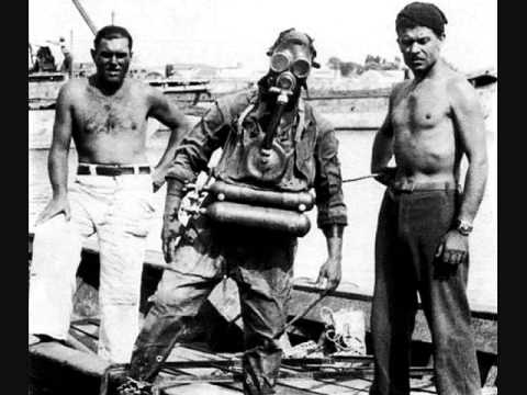 Panerai during World War Two divers