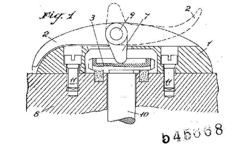 Panerai entry cost Crown Guard patent 1956