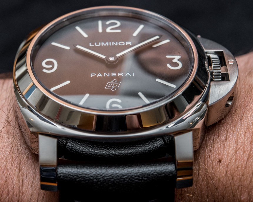 watches of luminor entry ablogtowatch panerai cost marina
