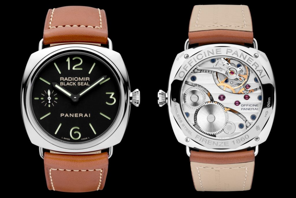 Top 8 Panerai watches PAM183