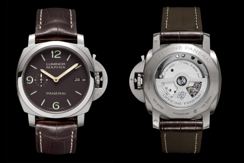 Top 8 Panerai watches PAM351