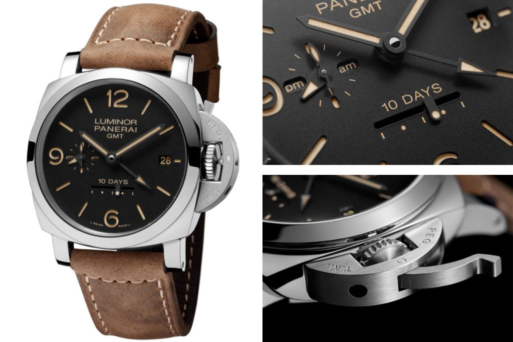 Top 8 Panerai watches PAM533