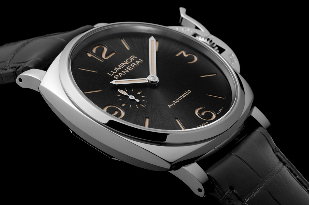 panerai luminor due review